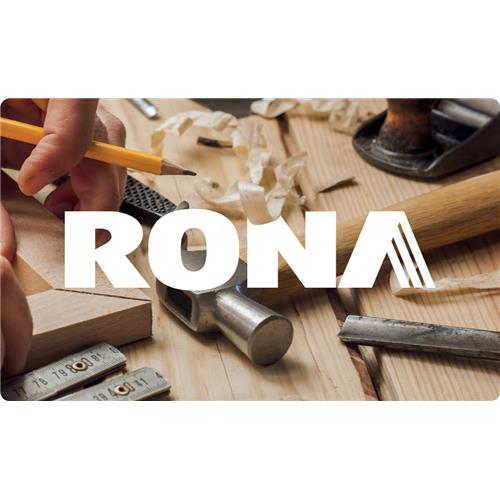 10% off - RONA $100 Gift Card