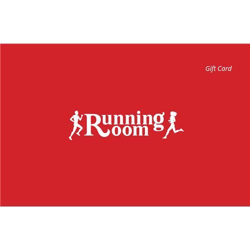 Running Room $50 Gift Card