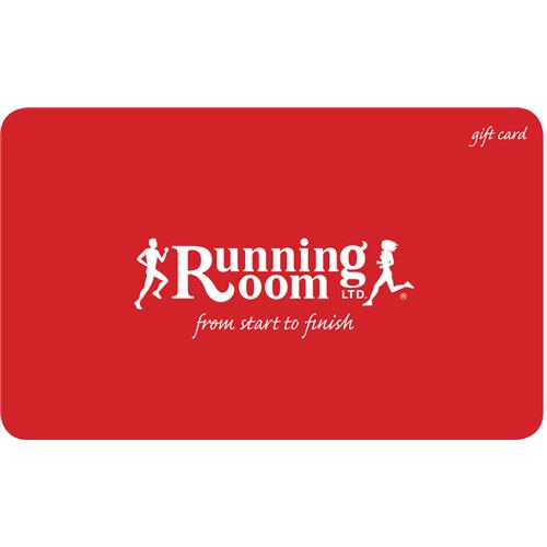 Running Room $100 Gift Card