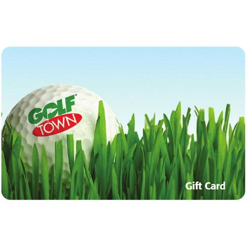 $100 Gift card from Golf Town