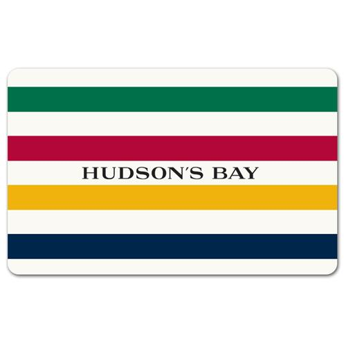 Hudson's Bay $50 Gift Card
