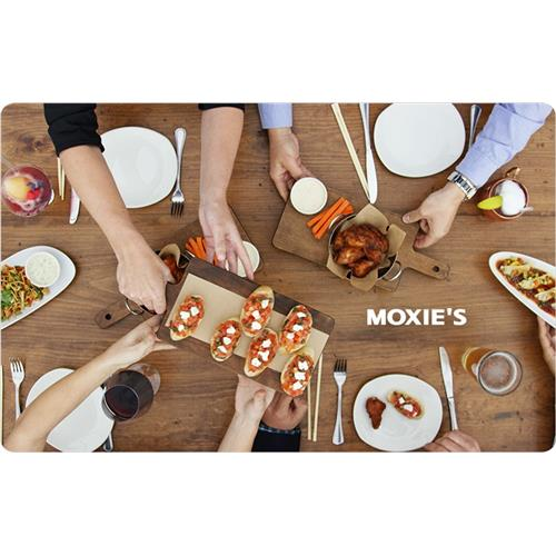 Moxie's Grill & Bar $100 Gift Card