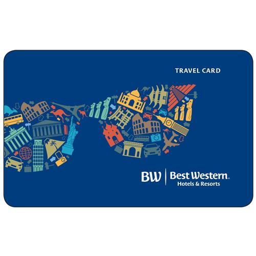 Best Western $100 Travel Card®