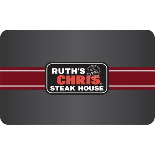 Ruth's Chris Steak House $100 Gift Card