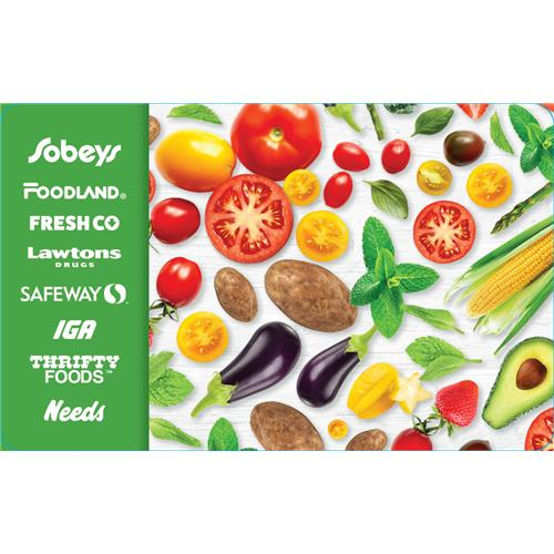 10% off- Sobeys $50 Gift Card
