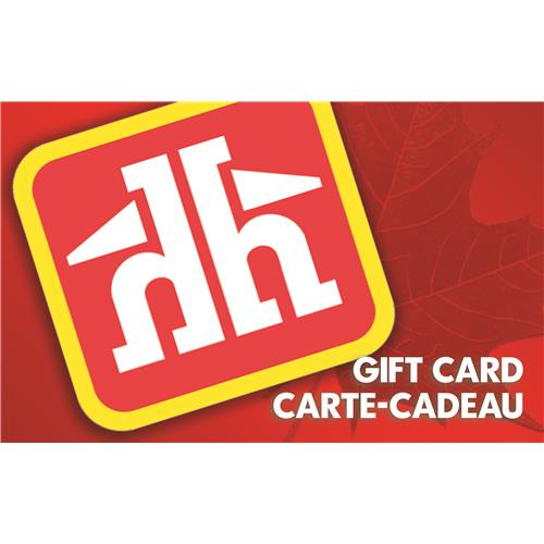 Home Hardware $50 Gift Card