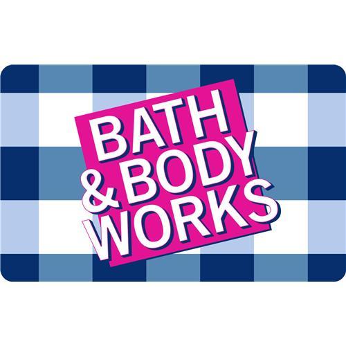 Bath & Body Works $50 Gift Card