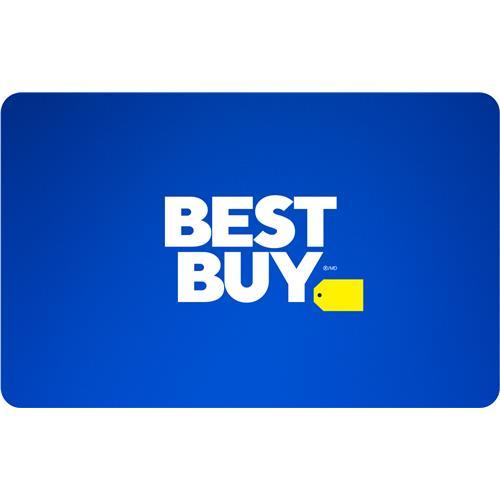 Best Buy $250 Gift Card