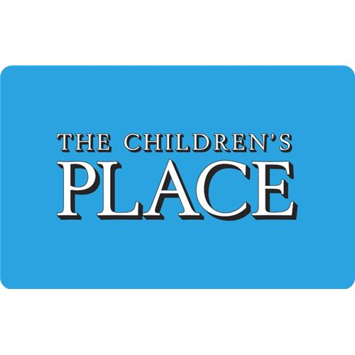 Carte-cadeau The Children's Place de 50 $