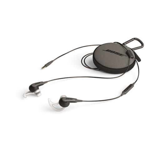 Bose SoundSport In-ear Headphones - Charcoal (Apple Devices)