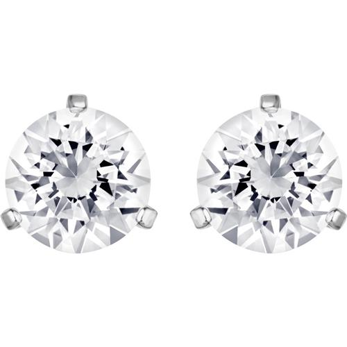 Swarovski® Solitaire Earrings