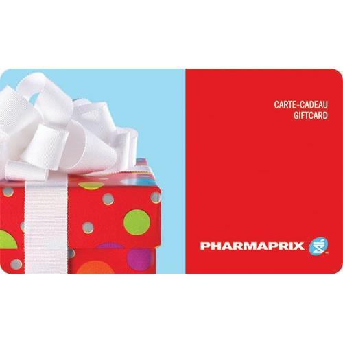 Pharmaprix $50 Gift Card