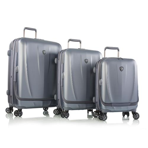 Heys® Vantage SmartLuggage Set - Slate Blue