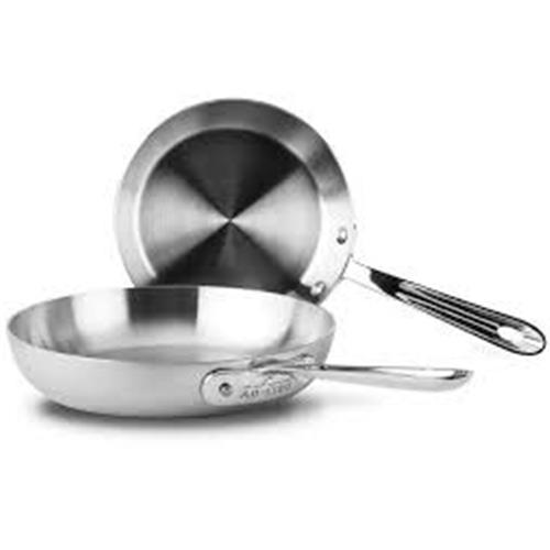 All-Clad French Skillet - Set of 2