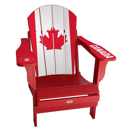 Chaise de sport personnalisée My Custom Sports Chair — série canadienne