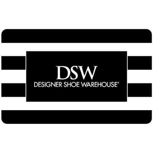 DSW/Shoe Company $50 Gift Card