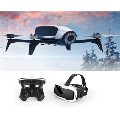 Parrot BeBop 2 Drone with Flight Camera and FPV Bundle