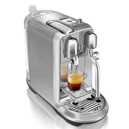 10% off-  Nespresso© Breville CreatistaT - Stainless Steel