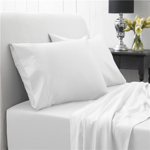 Millano Spa T1200 Sheet Set King – White