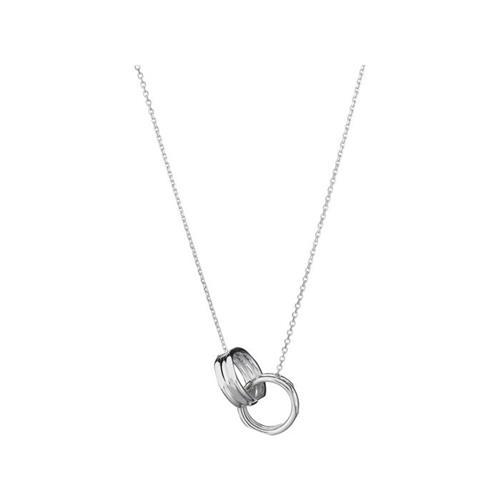 Collier à anneaux entrelacés 20/20 de Links of London