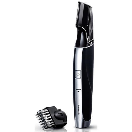 Panasonic 3-in-1 Facial Shaving Trimmer, Design-Shave-Trim
