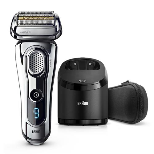 Braun Series 9 9295cc Chrome Shaver