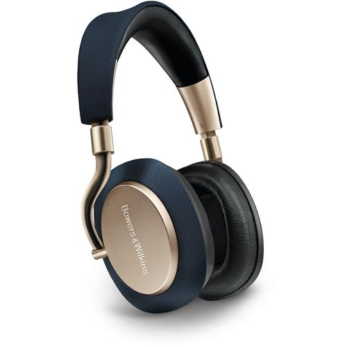 Bowers & Wilkins PX Noise Cancelling Wireless Headphones - Soft Gold