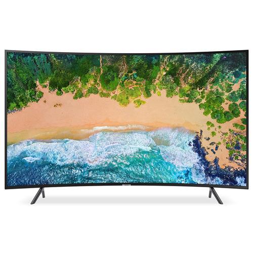 Téléviseur intelligent UHD 4K à écran DEL incurvé de 55 po et à plage dynamique étendue Samsung