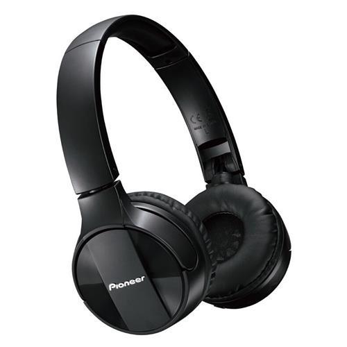 Pioneer On-Ear Bluetooth Headphone - Black