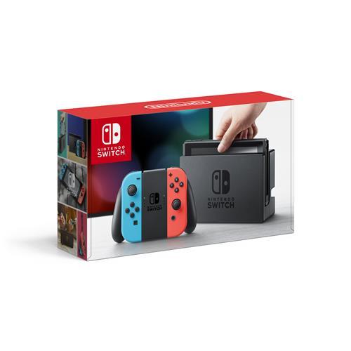 10% off- Nintendo® Switch Console Bundle