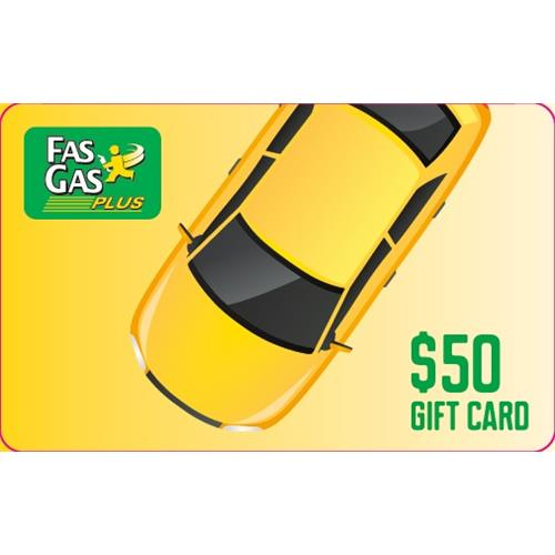Fas Gas Plus Gift Card