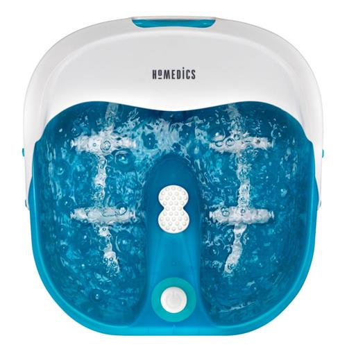 Bain de pieds Bubble Spa Pro de HoMedics® à réchauffage rapide