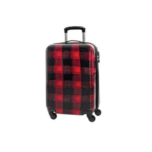 Samsonite Canadian Tourister Spinner Carry-On – Plaid