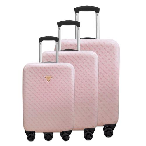 Guess® Luggage 3-pc Vivin Luggage Set – Rose