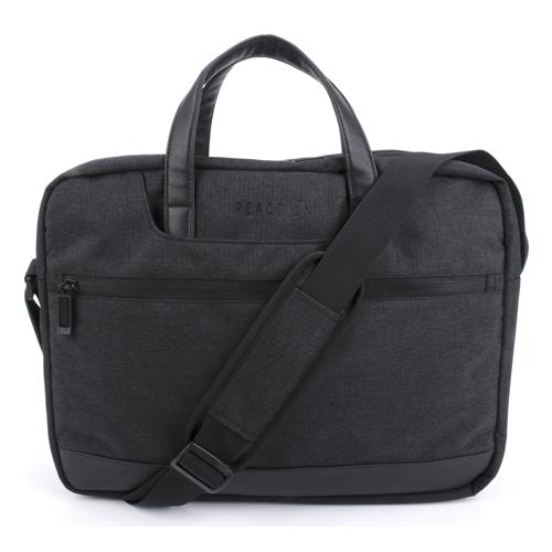 Kenneth Cole Modern Sport Nylon Computer Case Single Gusset – Charcoal