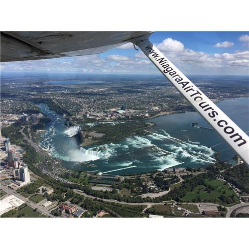 Niagara Air Tours – Tour of Niagara Falls for One