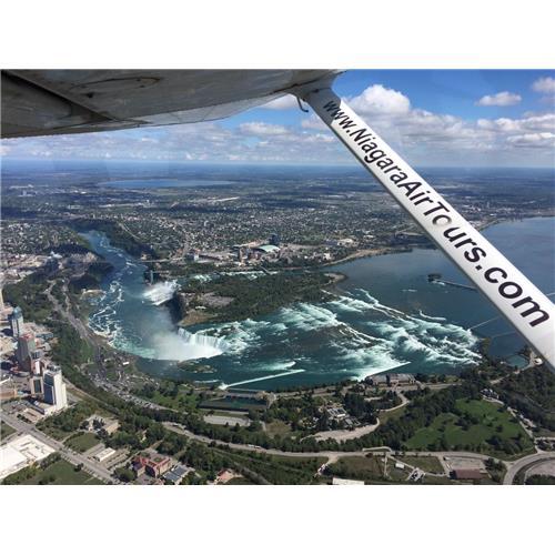Visite de Niagara Falls pour une personne avec Niagara Air Tours
