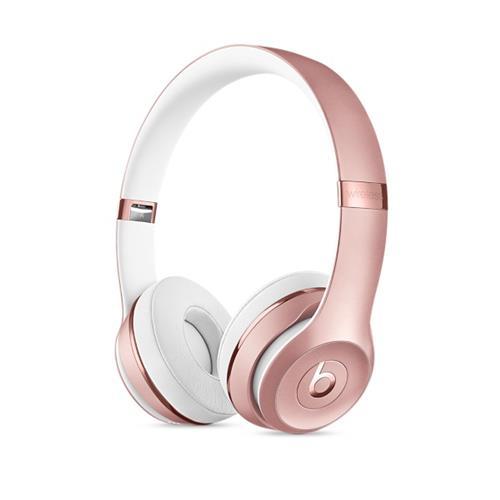 10% off- Beats® Solo3 Wireless On-Ear Headphones - Rose Gold