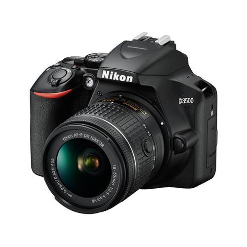 Nikon D3500 AF-P DX Nikkor 18-55-mm, f/3.5-5.6G VR Kit