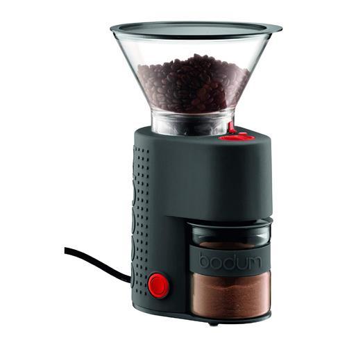 Bodum® Bistro Electric Burr Grinder - Black