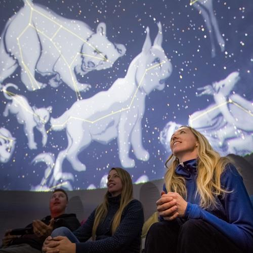 Breakaway Experiences Jasper Planetarium and Telescope Experience