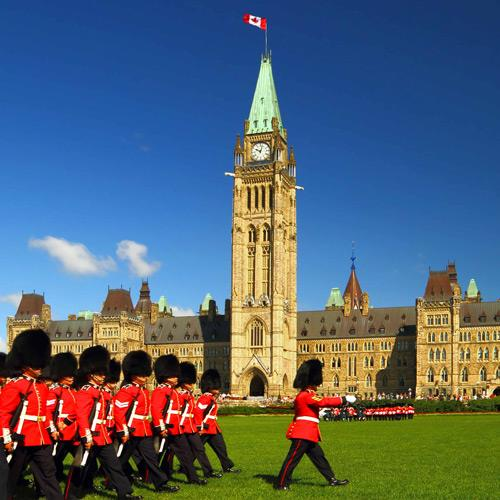 Breakaway Experiences Ottawa Sightseeing Tour