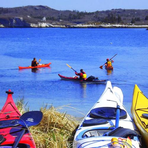 Breakaway Experiences Halifax Half Day Guided Sea Kayaking Tour with Lobster Feast