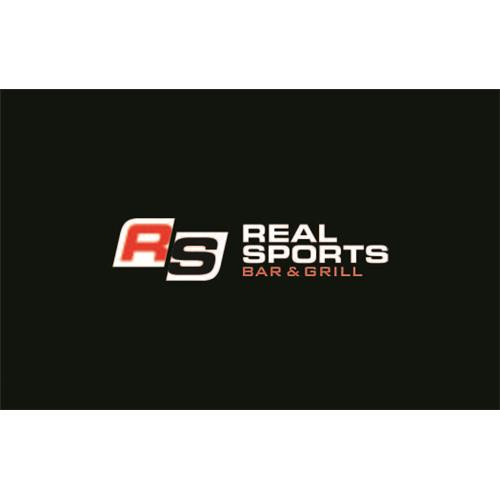 Real Sports Bar & Grill $100 Gift Card