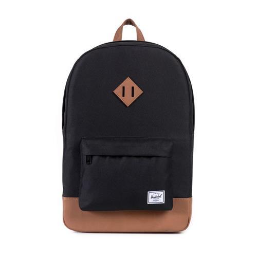 Herschel Heritage Backpack - Black/Tan
