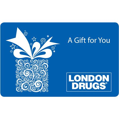London Drugs $50 Gift Card
