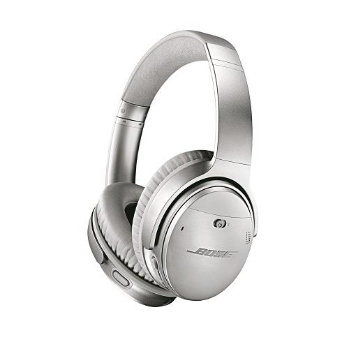Bose QuietComfort 35 Wireless Headphones II - Silver