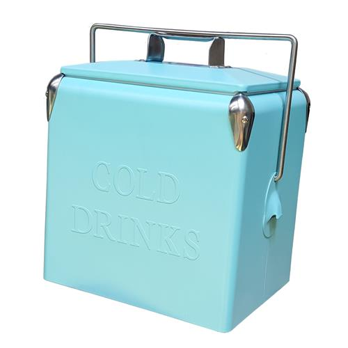 Permasteel Portable Patio Cooler – Blue