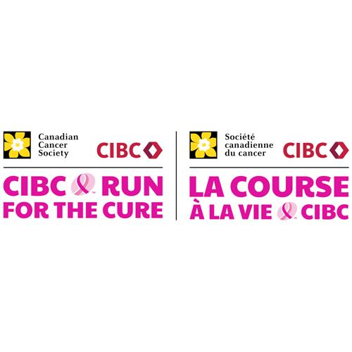 $10 CIBC Run for the Cure Charitable Donation 1,000 Points
