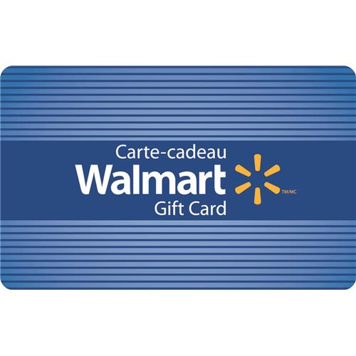 Walmart $100 Gift Card 14,000 Points